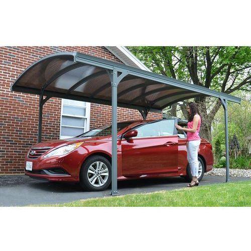 Palram Wiata garażowa aluminiowa vitoria - transport gratis! (7290103121846)