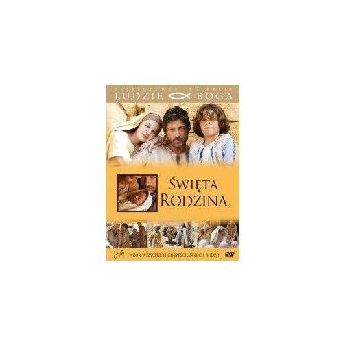 ŚWIĘTA RODZINA + film DVD