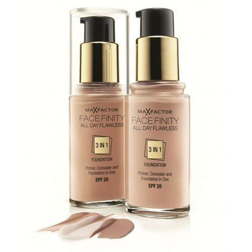 Max Factor Facefinity All Day Flawless 3 w 1 Podkład 30 ml - 35 Pearl Beige (5410076971312)