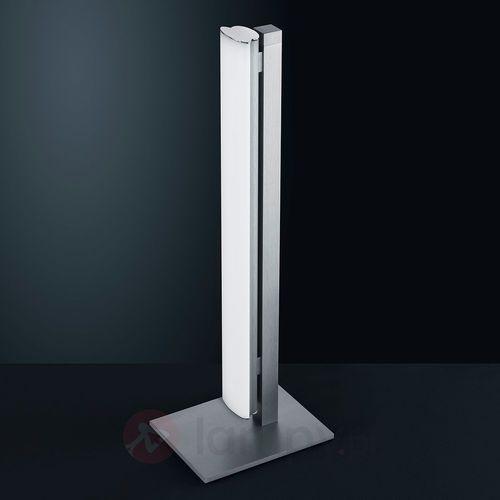 Helestra VENTA lampa stołowa LED Nikiel matowy, Chrom, 1-punktowy - Nowoczesny - Obszar wewnętrzny - VENTA - Czas dostawy: od 4-8 dni roboczych (4022671999892)