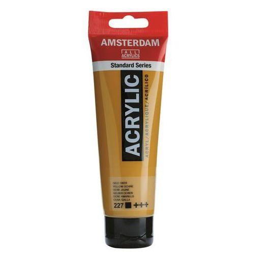 Talens amsterdam acryl farba 120ml 227 yellow ochr (8712079158101)