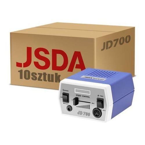 JSDA FREZARKA JD700 VIOLET 10SZT., 123722
