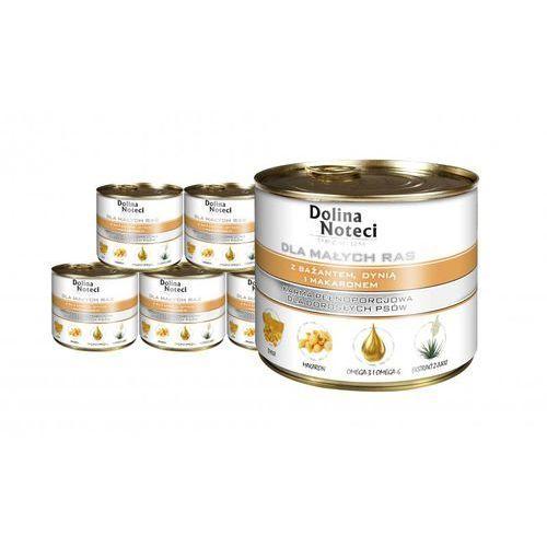 Dolina Noteci Premium z bażantem, dynią i makaronem, 185 g (5900842014621)