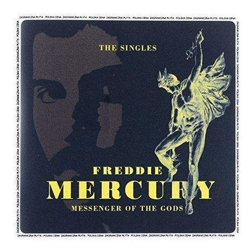 Freddie Mercury - MESSENGER OF THE GODS - THE SINGLES (PL) (0602557014044)