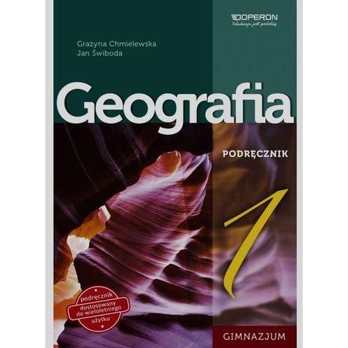 Geografia 1 Podręcznik - Wysyłka od 3,99 - porównuj ceny z wysyłką (2015)