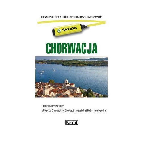 Chorwacja Przewodnik dla zmotoryzowanych Pascal (9788376423043)