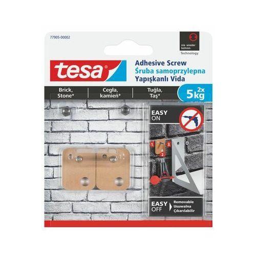 Śruba samoprzylepna SMART MOUNTING SYSTEM 2 szt. TESA (4042448353931)