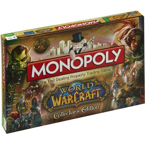 Monopoly world of warcraft marki Winning moves