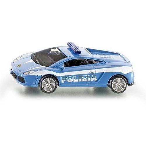 Siku seria 14 Lamborghini Gallardo włoskiej policji z kategorii Osobowe