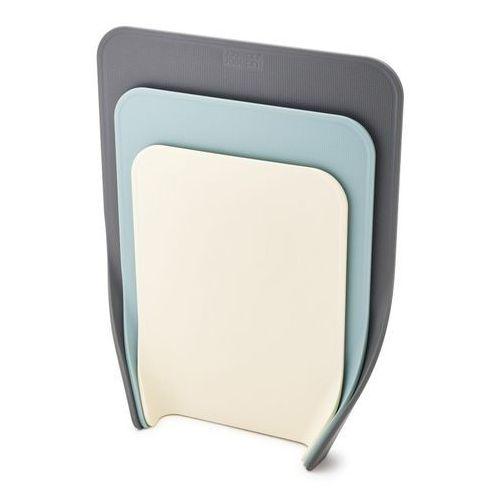 Joseph Joseph - Zestaw desek do krojenia opal Nest™ - 3 szt - biały ||niebieski ||grafitowy