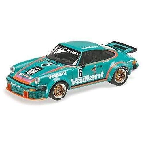 Minichamps Porsche 934 valvoline #6 bob wollek team kremer winner norisring drm 1976 (4012138133310)