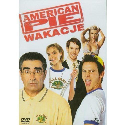 American pie. wakacje (dvd) - brad riddel od 24,99zł darmowa dostawa kiosk ruchu marki Tim film studio