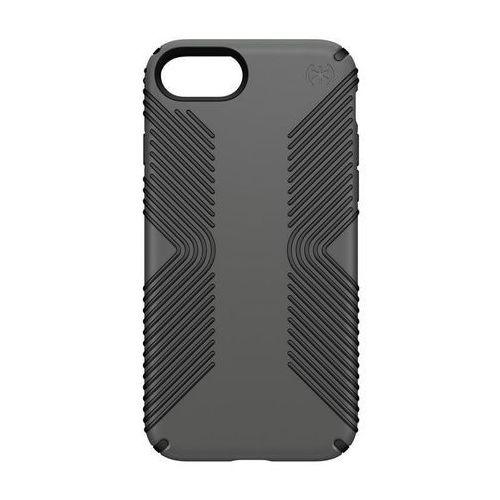 Speck Presidio Grip - Etui iPhone 7 (Graphite Grey/Charcoal Grey)