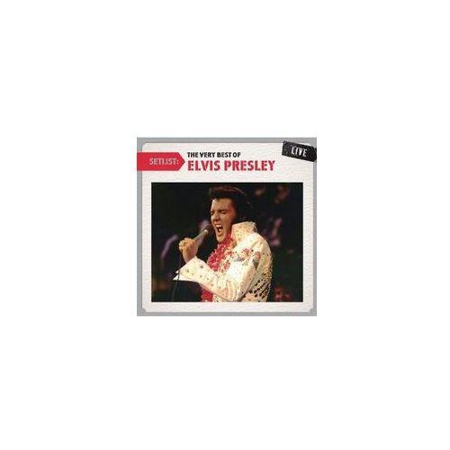 Rca Setlist: the very best of elvis presley live (0886979144422)