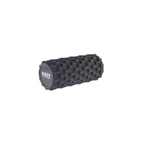 Easy fitness roller do masażu- czarny - czarny (5903140100416)