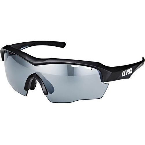 Uvex SPORTSTYLE Okulary sportowe black mat (4043197219561)
