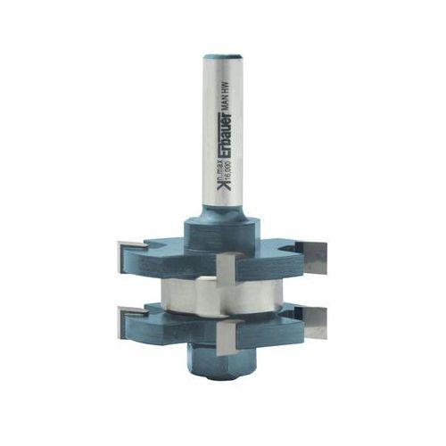 Erbauer Frez rowkujący 8 mm średnica 41 x 19,05 mm