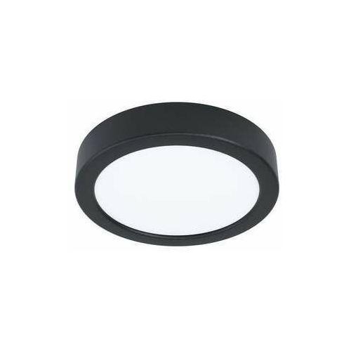 Eglo Fueva 5 99233 plafon lampa sufitowa LED czarny (9002759992330)