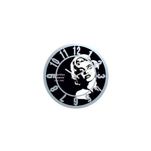 Zegar naścienny IDOL Marilyn Monroe, kolor Zegar