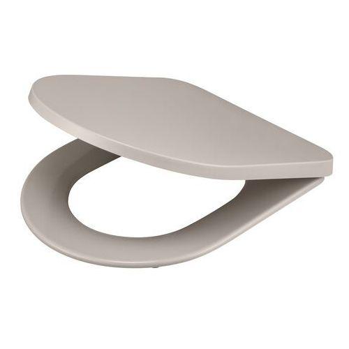 Goodhome Deska wc tanaro z duroplastu wolnoopadająca beżowa (5059340081540)