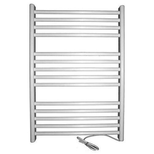 Grzejnik elektryczny siena 400x720, biały (elektryczny suchy, suszarka łazienkowa) marki Thomson heating