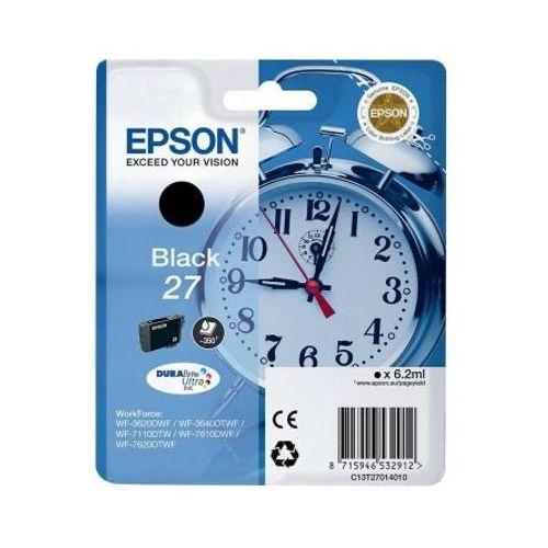 Epson Tusz oryginalny t2701 czarny do  workforce wf-7110 dtw - darmowa dostawa w 24h