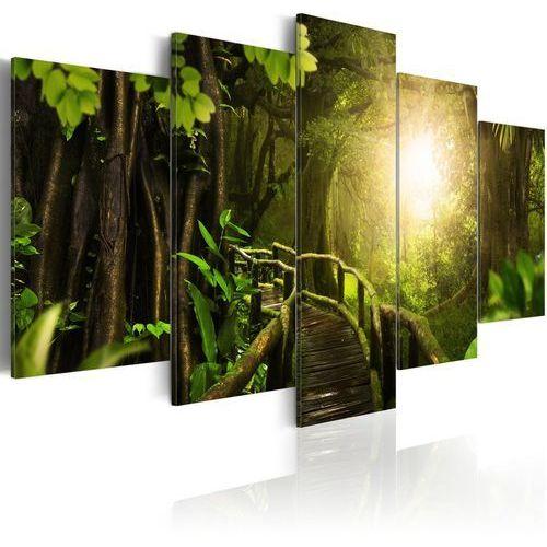 Artgeist Obraz - magiczna dżungla