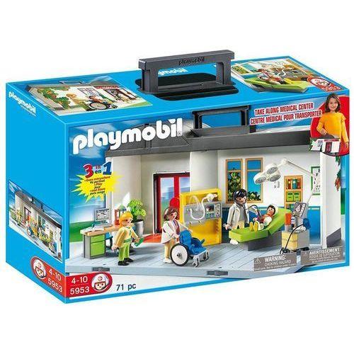 Playmobil Przenośny szpital 5953