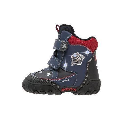 Geox buty za kostkę chłopięce 22 ciemny niebieski