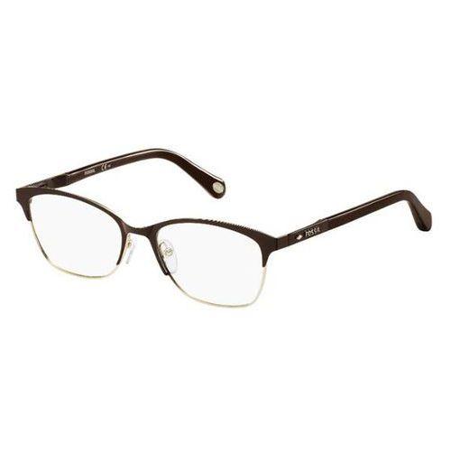 Fossil Okulary korekcyjne  fos 6059 ojg