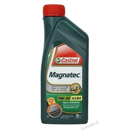 Olej Castrol Magnatec 5W30 A3/B4 1 litr !ODBIÓR OSOBISTY KRAKÓW! lub wysyłka (4008177070938)