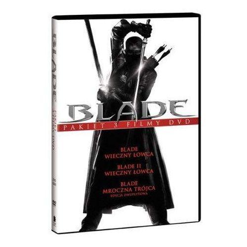 Blade Trylogia (3xDVD) - Stephen Norrington DARMOWA DOSTAWA KIOSK RUCHU