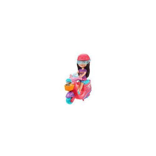Dora i piesek- przygoda na skuterze Fisher Price z kategorii Pozostałe lalki i akcesoria