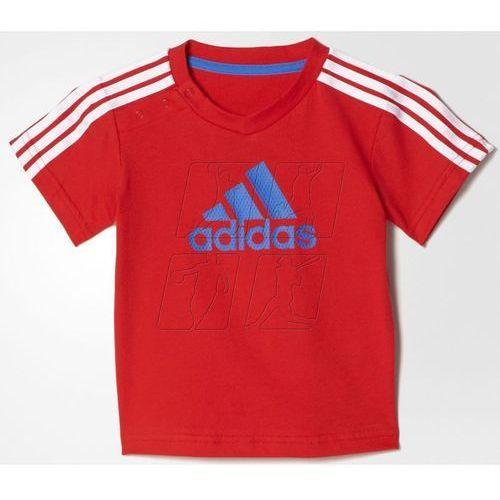Komplet adidas Summer County Set Kids AK2616 - produkt z kategorii- Komplety odzieży dla dzieci