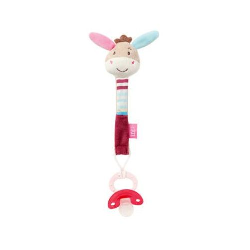 monkey donkey zawieszka na smoczek osiołek marki Fehn