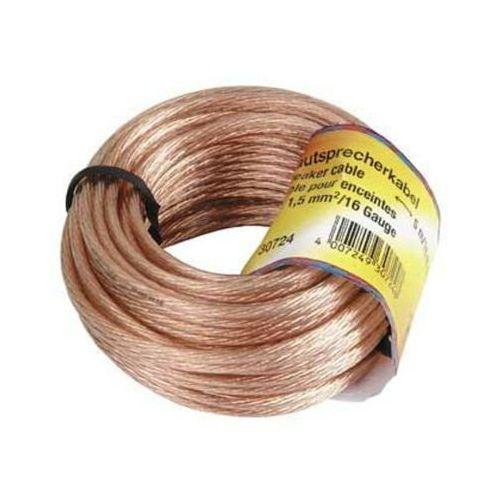 Kabel głośnikowy 2x1.5 10 m marki Hama
