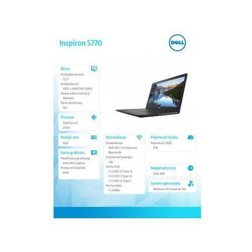Dell Inspiron 5770-3040 - OKAZJE