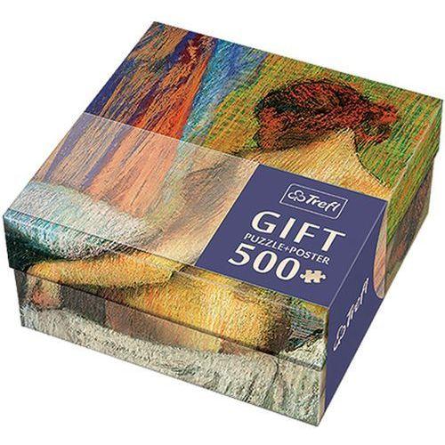 Puzzle 500 elementów gift Po kąpieli, 5900511372168_816304_001