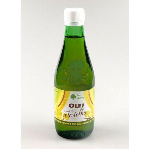 Olej z wiesiołka bio 300ml - 300ml marki Dary natury