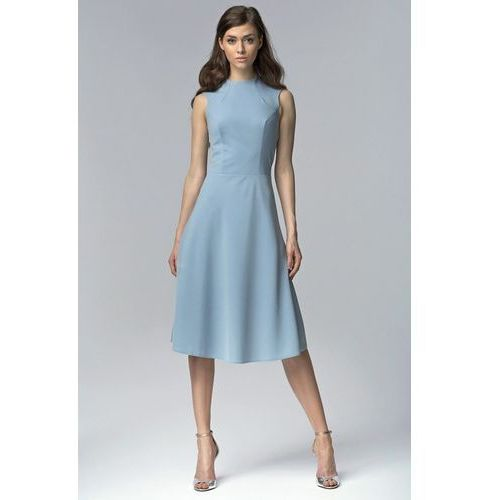 Sukienka Model S62 Blue