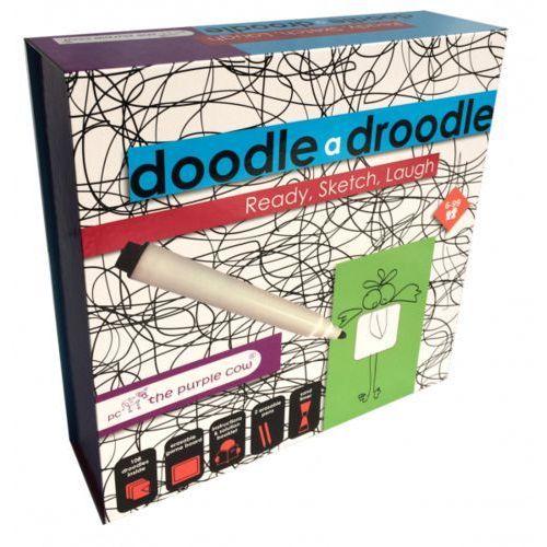 Brak Gra edukacyjna the purple cow - doodle a droodla, kategoria: gry dla dzieci