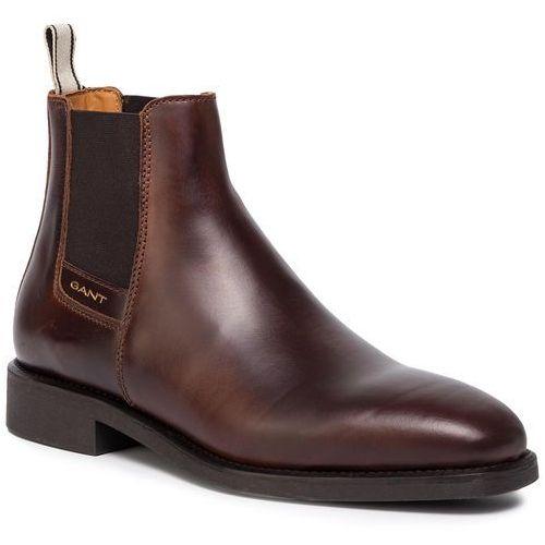 Sztyblety - james 19651318 sienna brown g408 marki Gant