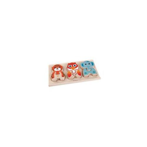 Puzzle zwierzątka - Plan Toys (8854740056115)