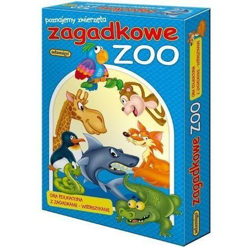 Adamigo gra ukł. zagadkowe zoo (5902410004454)