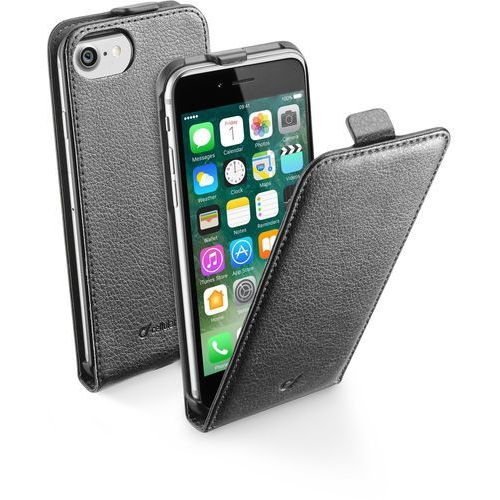 Cellular Line Etui FLAP ESSENTIAL do iPhone 7 (CFLAPESSIPH747K) Darmowy odbiór w 20 miastach!, CFLAPESSIPH747K