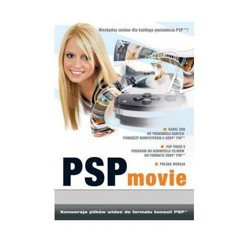 PSP MOVIE + kabel USB do Sony Portable, towar z kategorii: Akcesoria do PSP