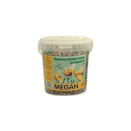 Megan  pokarm dla kanarka fiu 1l [me12] (5906485082133)