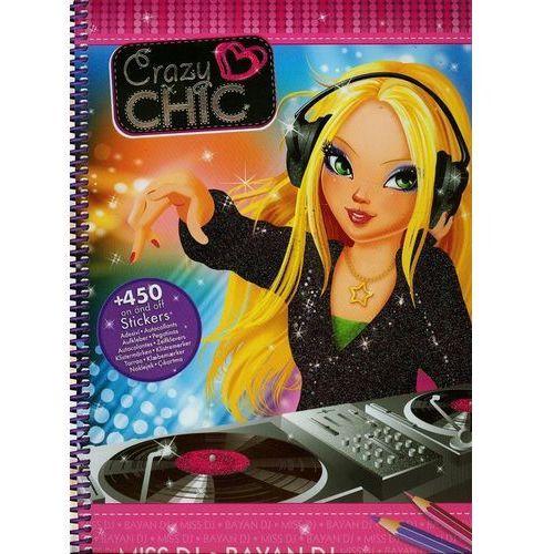 Zabawka CLEMENTONI Crazy Chic Szkicownik Moja Muzyka z kategorii Pozostałe zabawki edukacyjne