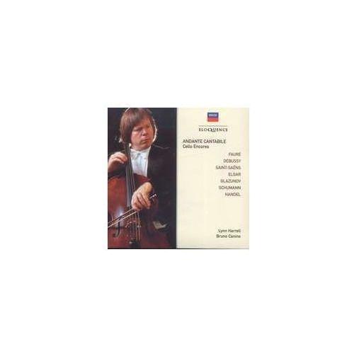 Andante Cantabile: Cello Encores (Aus) - produkt z kategorii- Muzyka klasyczna - pozostałe