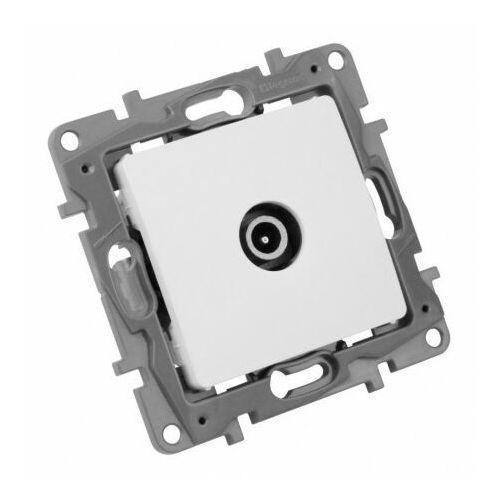 Legrand Gniazdo tv końcowe 5 db 5-862 mhz białe bez ramki niloe 664555 6097